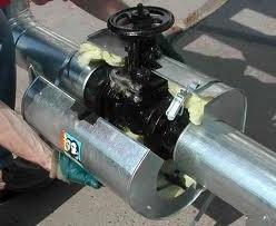 теплоизоляция трубопроводов монтаж